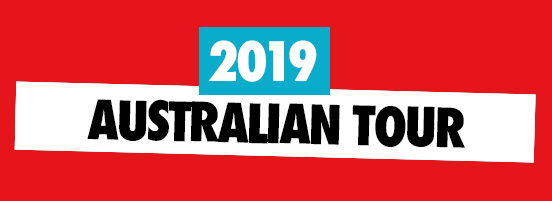 Austrlaian Tour Dates 2019